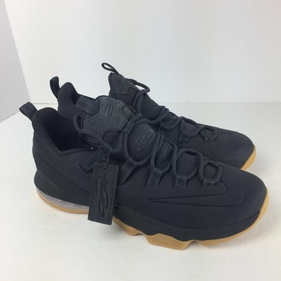 best sneakers 6ee45 5340c Nike Lebron XIII Low PRM Anthracite Dark Grey NEW! NWT